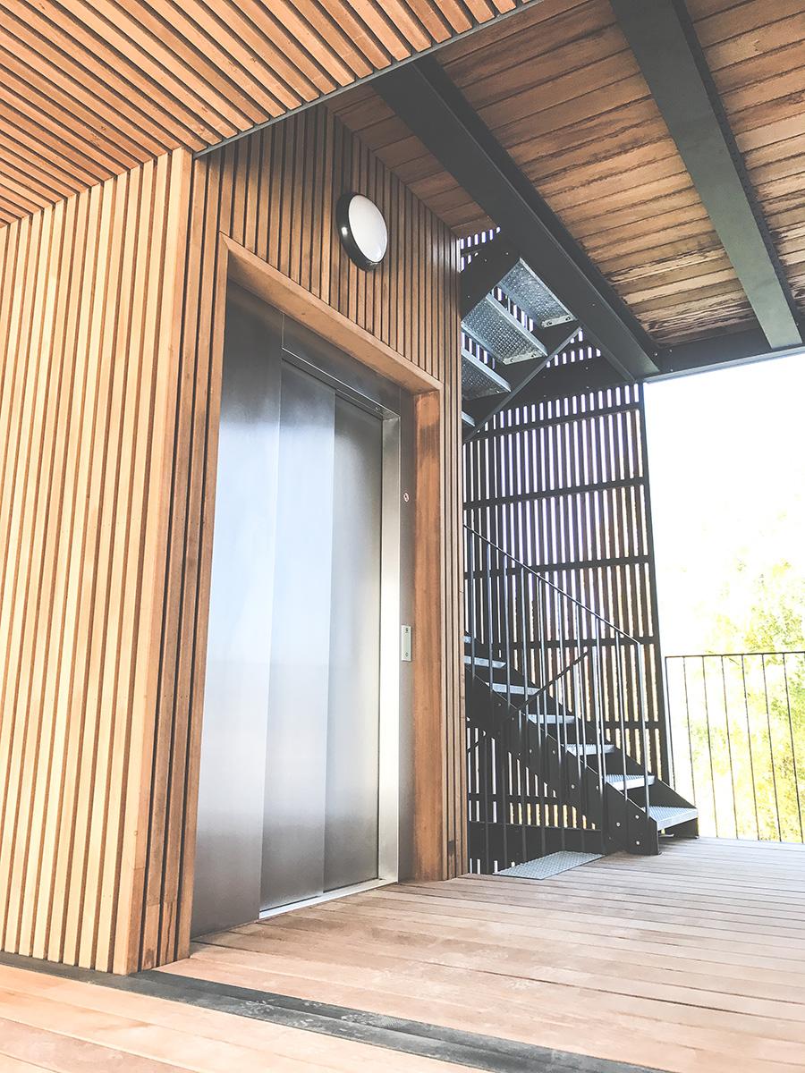 O'Wood - Promotion immobilière - Les Verrières - Entrée