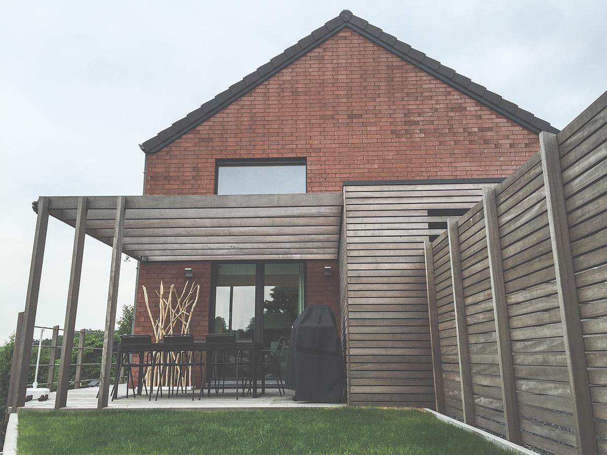 Promotion immobilière - Bonneville - Terrasse - O'Wood Constructions