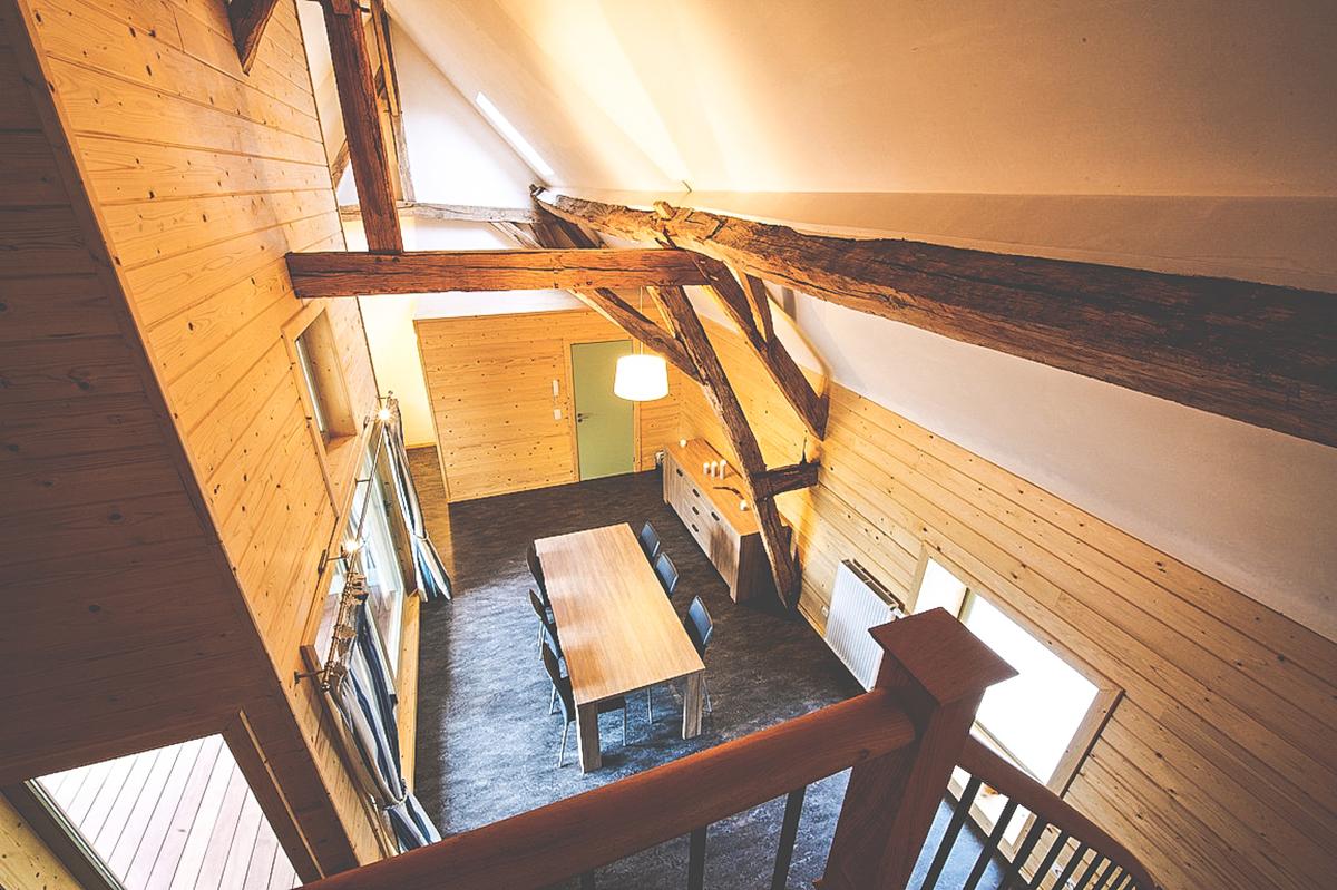 O'Wood - Rénovation à Mehaigne