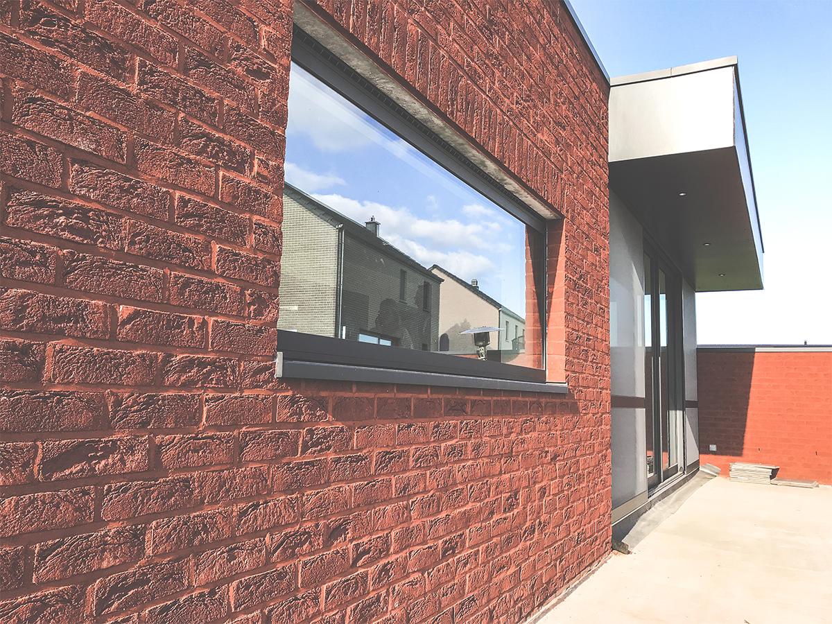Extension - Sart-Bernard - Photo1 - O'Wood Constructions