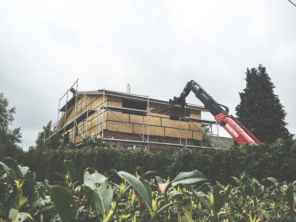 Extension et Rehausse - Illustration Photo 1 - Owood Constructions